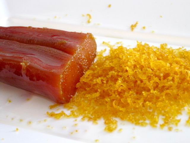 Fish eggs recipe for a Bottarga spread | Bottarga com